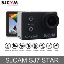100% Original SJCAM SJ7 STAR WiFi 4K GYRO Touch Screen Car Mini DVR Ambarella A12S75 30M Waterproof Remote Sports Action Camera