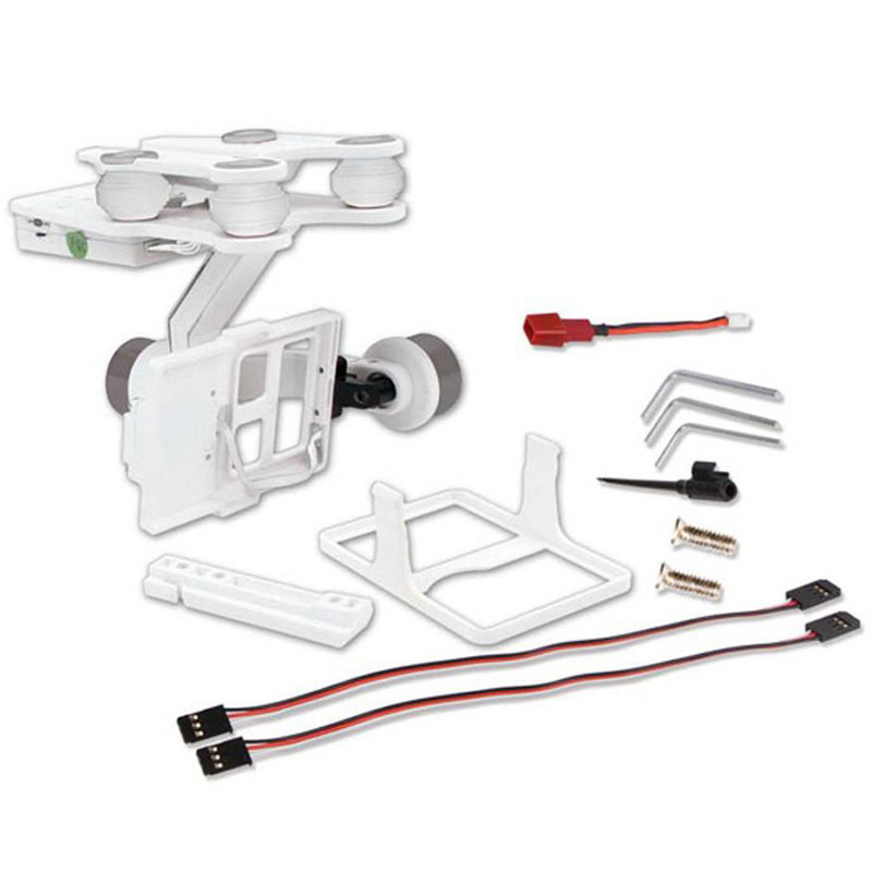New Arrival Walkera G - 2D Camera Gimbal for iLook iLook+ / Gopro 3 Plastic Version RC Quadcopter Parts Drone Dron Accessory