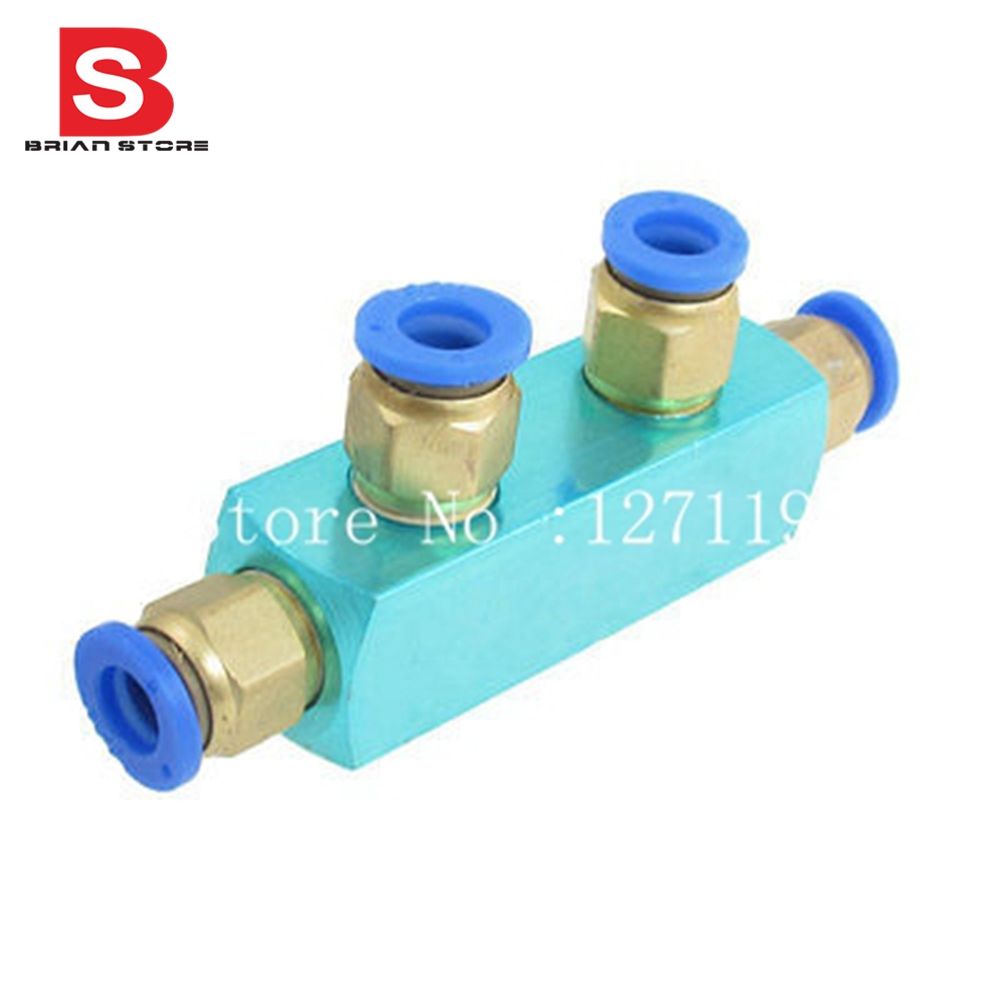 Air Hose Fitting 8mm 2 Position Push in to Connect Quick Coupler air hose fitting 8mm 5 way push in to connect quick coupler ygjdm