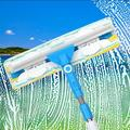 56''  Long Squeegee Glass Cleaner Window Scraper Brush Blade wiper