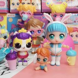 Оригинальная игрушка-сюрприз eaki для детей, рождественские подарки, питомцы для детей, включая Купание под повязками, коллекционная игрушка