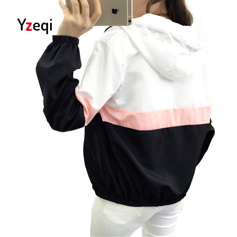 Yzeqi Jackets Women Spring Jacket
