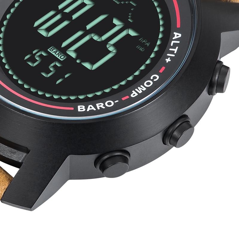 2019 Top Brand Sport Watch for Man Waterproof Digital Smart Wristwatch Military Quality A Big Dial Gift for Men Causal Dress