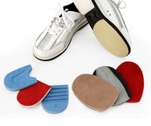 Hot Sale Interchangeable Sole Leather Men Breathable Men Bowling Shoes
