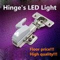 10pcs Furniture hinge LED hinge light cabinet light for Kitchen Bedroom Living room Cupboard Closet Wardrobe Hinge light