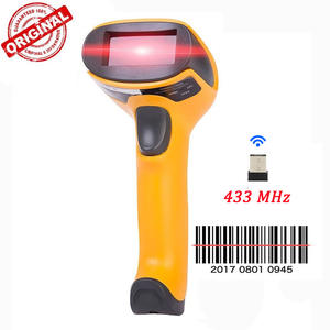 NETUM Wireless Laser Barcode Scanner For POS Inventory-HW-F2