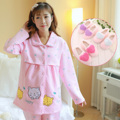 2017 spring maternity long sleeve pajamas set women nursing sleepwear for pregnant women breastfeeding clothing