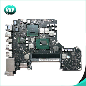 A1278 Laptop Motherboard for MacBook Pro 13 A1278 Logic Board MD101 CPU i5 2.5GHz 4GB 820-3115-B 2012 Year 100% working 17 820 2059 a 2006 ma611ll a 661 4235 t7600 2 33ghz x1600 256mb motherboard logic board for imac a1212 2006