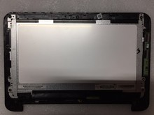 Free Shipping New 11.6″ Assembly Touch LCD Screen Dislay For HP 11N Pavilion x360 11-n010dx +Frame 1366*768 by ups