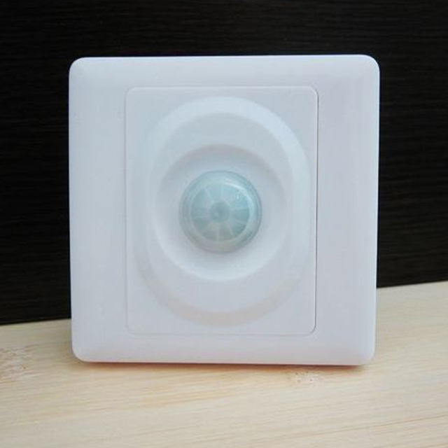 Домашний свет ПИР инфракрасный движения Сенсор переключатель человеческого Для Тела Индукции экономить энергию движения автоматический модуль свет зондирования переключатель