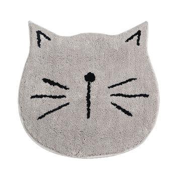 Minimalist Cat Mat