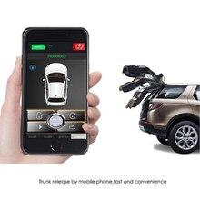MACTAK PKE mobile phone control car key start keyless access system remote vibration alarm function 928A