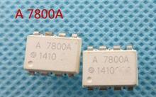 10pcs/LOT HCPL-7800 A7800 7800 HCPL7800 DIP8