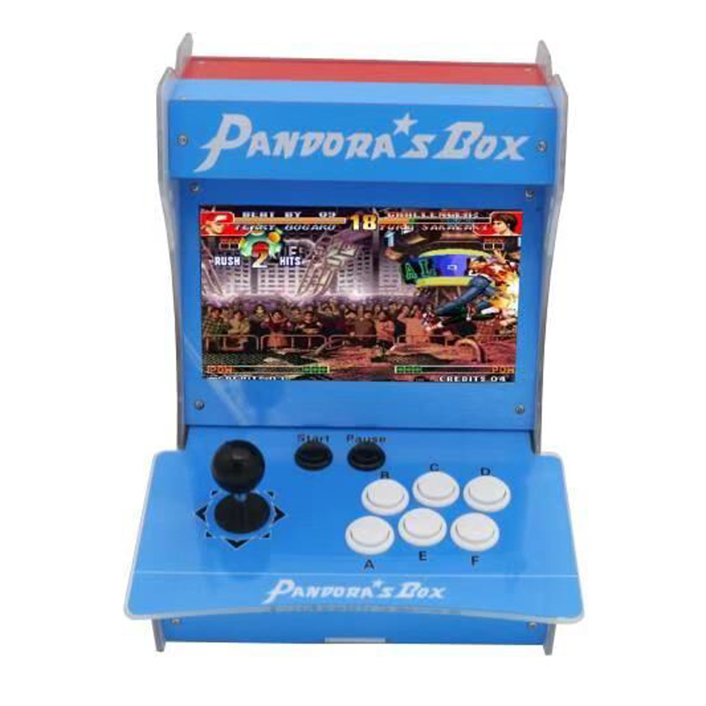 1500 in 1 High strength acrylic pandora box 9 arcade game machine in Coin Operated Games from Sports Entertainment
