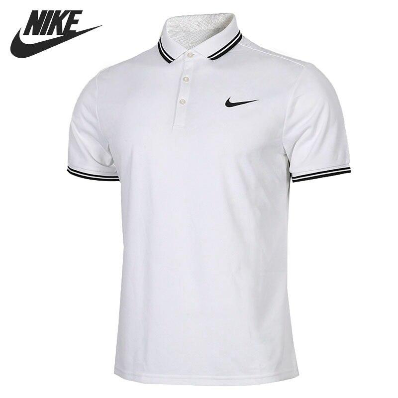 Original New Arrival 2018 NIKE NKCT DRY SOLID Men\u0027s exercise shirt short  sleeve Sportswear