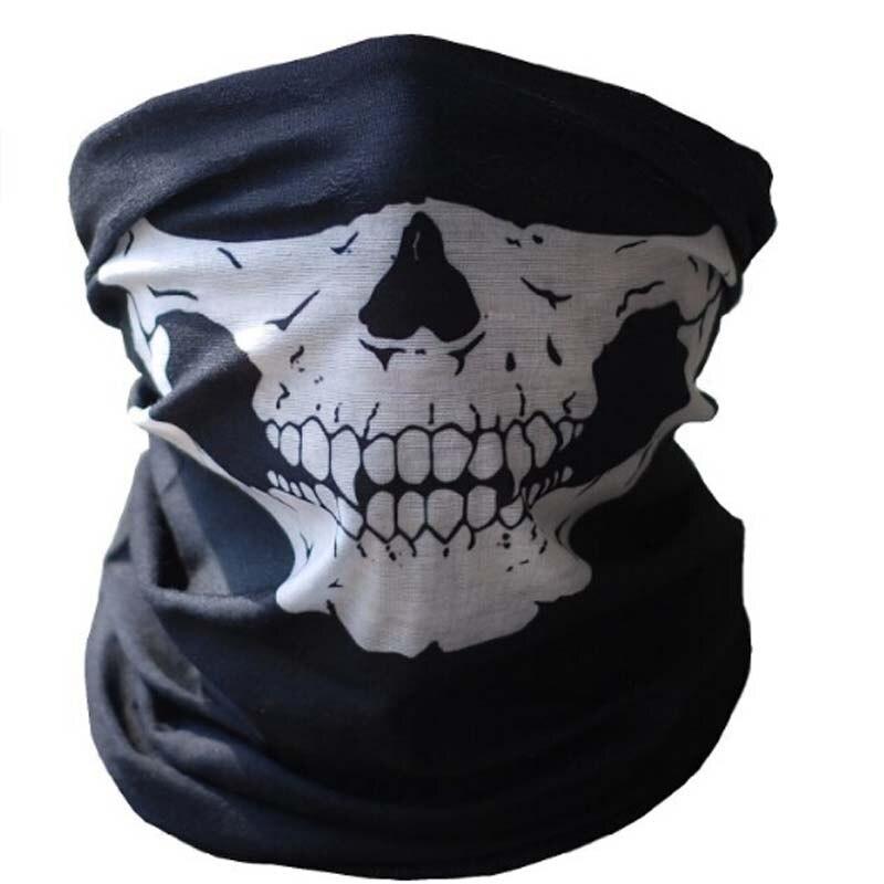 череп маска бандана