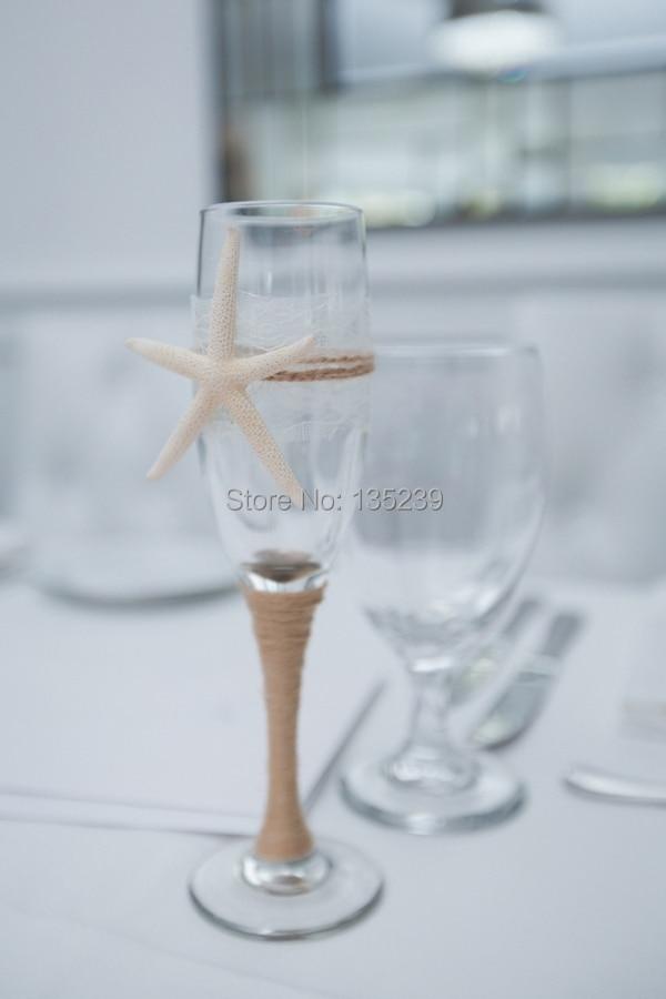 2 BEACH Champagne флейта жиынтығы, қалыңдық - Мерекелік және кешкі заттар - фото 2