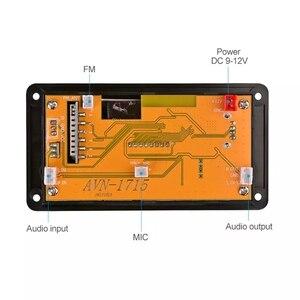 Image 5 - Wielofunkcyjny Bluetooth MP3 Audio bezstratna płyta dekodera APE z kontrola aplikacji EQ FM Spectrum Display dla wzmacniaczy