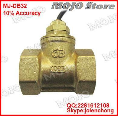 Free shipping Paddle type MJ-DB32 flow switch   with 1.25 inch  цены
