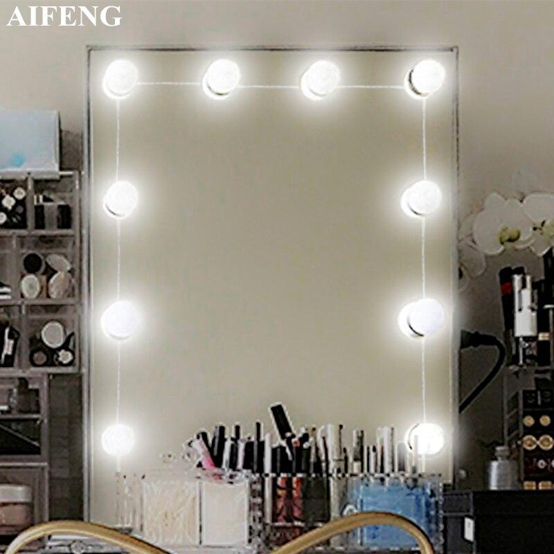 Aifeng 8w Makeup Mirror Led Light G50 Vanity Light Bulb For Dressing