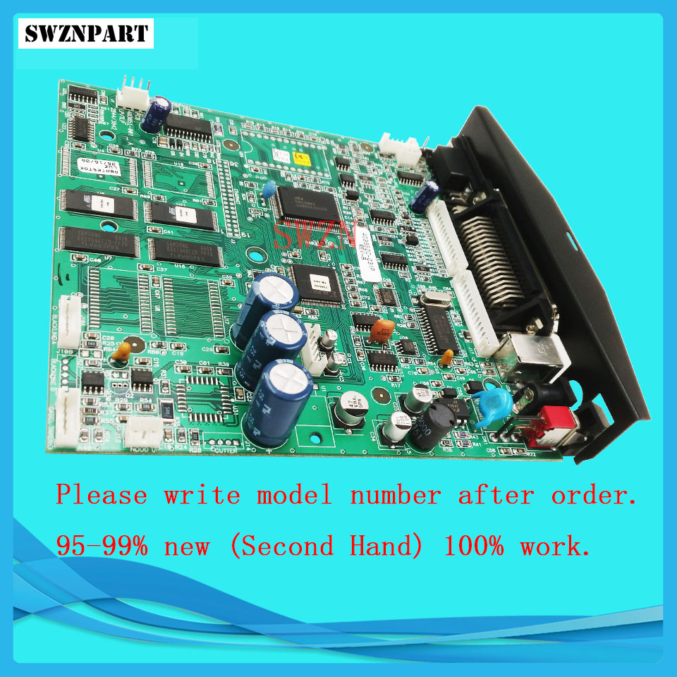 цена на FORMATTER PCA ASSY Formatter Board logic Main Board MainBoard mother board For ZEBRA LP2844 TLP2844 2844 tlp2844 403650C-031P
