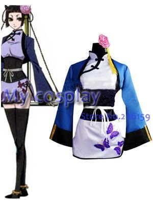 Anime Black Butler Cosplay - Black Butler Ranmao Women's Party Costume Cosplay Halloween Costume Freeshipping
