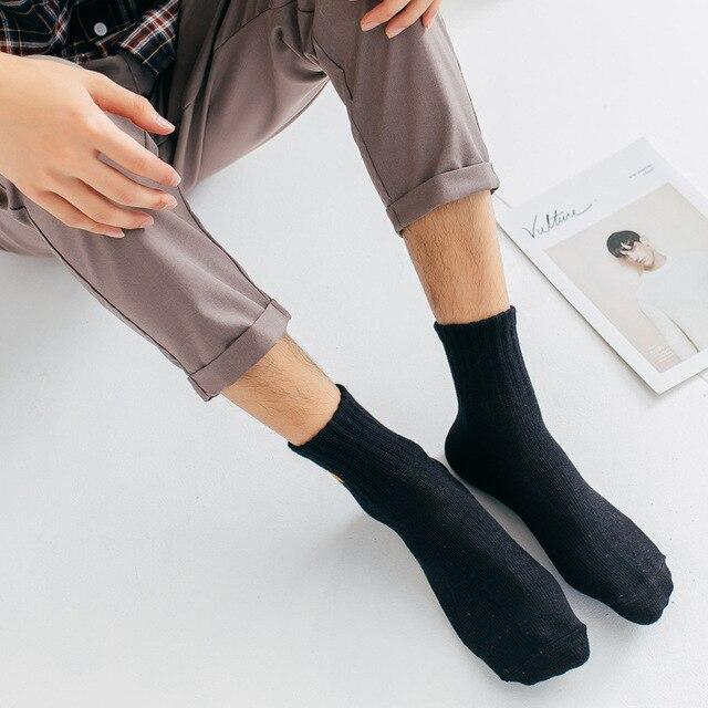 New autumn winter women socks Japanese cartoon embroidery planet astronaut rocket space patterned cotton unisex socks couple sox 4