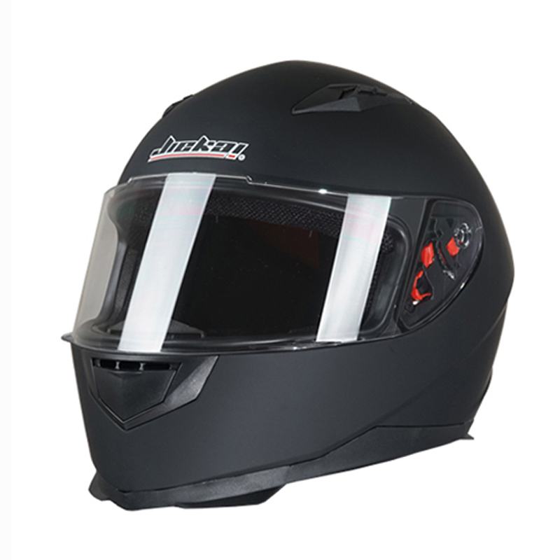 Jiekai Motorcycle Full face Helmet Racing Classic Collar Helmets Motocicleta Headgear Casque Casco Capacete