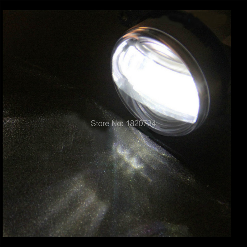 2pc 15W 3.5inch LED Daytime Running Light with DRL+Q5 Lens Foglight For Peugeot 206 Toyota Prado FJ150 LC150 Verso Infiniti