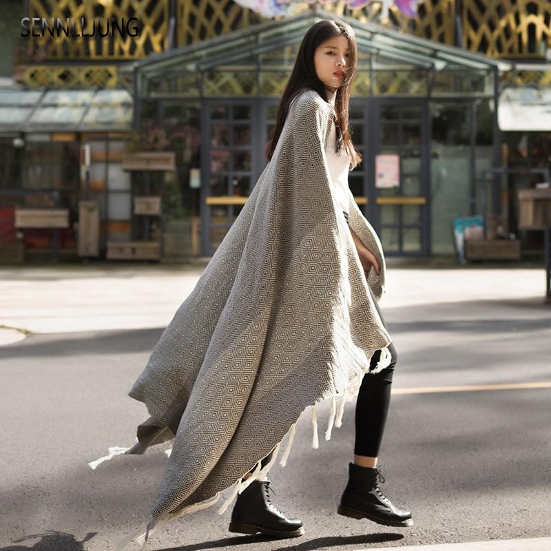 SENNLLJUNG tricoté 100% coton couverture Rectangle Plaid rose VS couverture couverture ajuster à adulte/enfant utiliser canapé/voyage une couverture