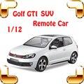 Presente de Ano novo 1/12 Golf GTI RC Grande Controle Remoto por Rádio SUV carro Modelo Grande Jeep Veículo Elétrico Meninos Carro Enorme Meninos toys