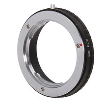 Minolta MD/MC to Canon EF EOS 7D 5D2 5D3 1200D 700D 750D Mount Adapter No Glass