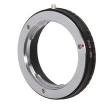 Minolta MD/MC zu Canon EF EOS 7D 5D2 5D3 1200D 700D 750D Mount Adapter Kein Glas