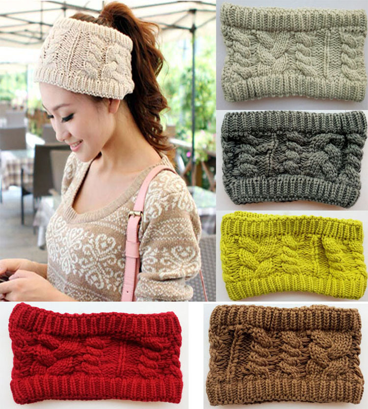2014 solid Fashion Women Lady Girl Warm Winter Knitted Empty Skull Beanie  Hat teen girls Headbands. Popular Teen Fashion Accessories Buy Cheap Teen Fashion