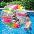 Бассейн большой надувной Land Wheel Jumbo Party Wheel дети Крытый открытый бассейн играть XR-Hot