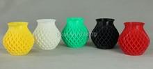 Yellow color 3d printer filament 3mm 1KG pla 3d printing plastic Rubber Consumables Material for RepRap/kossel 3D print pen