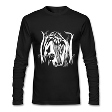 Fashion Men's t-shirt Long Sleeve Over the Garden Wall High Quality New Brand Tee O Neck Men's Clothing