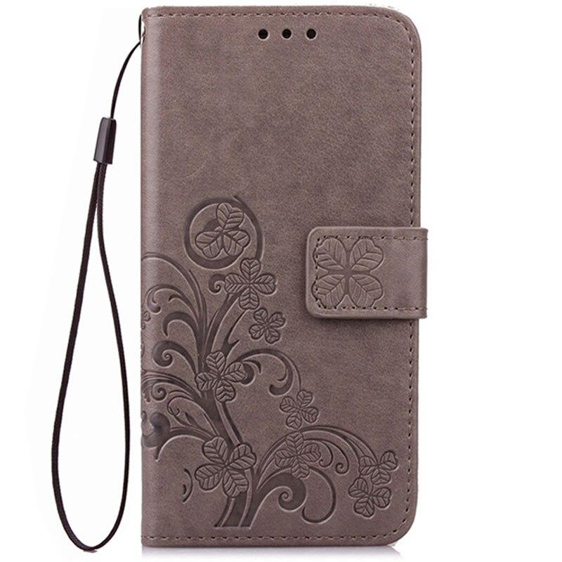 Aiqaa Pour Samsung Galaxy Note 2 Cas Flip PU Téléphone En Cuir portefeuille  Cas Pour Samsung Note 2 N7100 Note2 Doux Silicon Cover Funda ce8ed72a663b