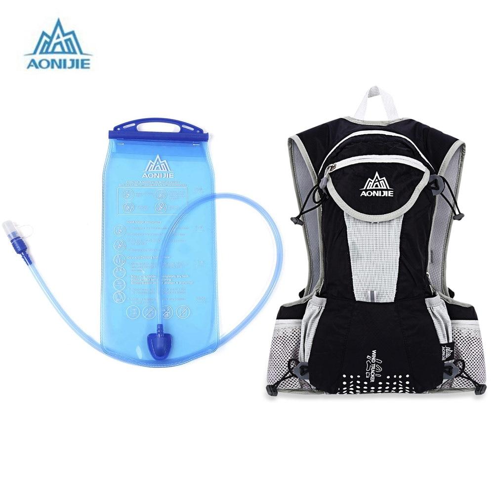 Prix pour Aonijie hommes femmes 12l sports de plein air escalade camping, randonnée, cyclisme vélo vélo sac à dos avec 2l hydratation sac d'eau