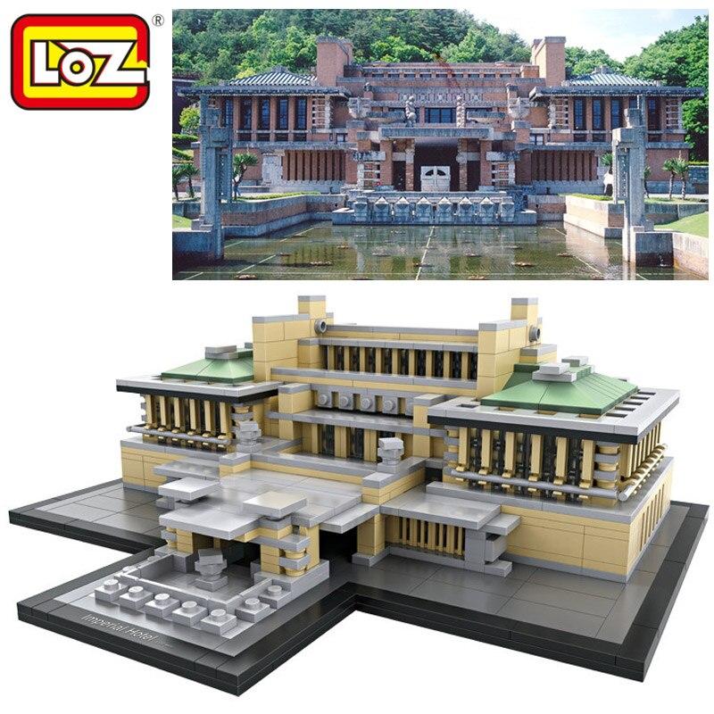 Aliexpress.com : Buy Loz World Famous Architecture The