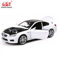 1:32 modelo de coche de Metal Del Coche M6 Cargador de Aleación Tire Hacia Atrás Diecast Coches de Juguete Niños Juguetes de Colección