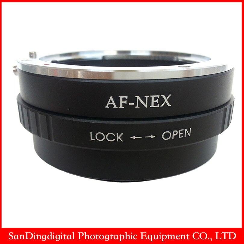 AF NEX Lens Adapter Converter For Minolta MA AF to Nex E