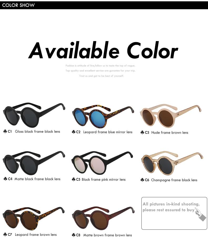 HTB10VxfgRDH8KJjSszcq6zDTFXaj - Round Circle Sunglasses Women Retro Vintage Sun glasses for Women Brand Designer Sunglasses Female Oculos Gafas De Sol Mujer