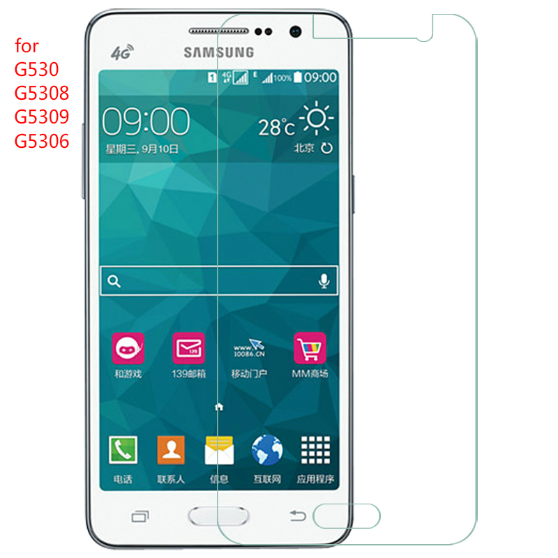 For Samsung Galaxy G530/Core Prime G360/ Alpha G850/Core 2 G355 Core PluS Protector Glass Screen Tempered Glass Protective Film