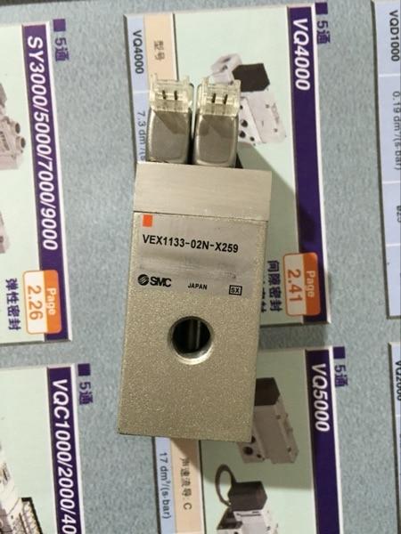 Brand new genuine VEX1133-02N-X259 solenoide valvolaBrand new genuine VEX1133-02N-X259 solenoide valvola