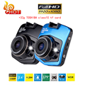 Original 1080 P Full HD Novatek GT300 Carro Dvr de 140 Graus Grande Angular Câmera Car Recorder Com Night Vision Cam Traço + 32g cartão tf
