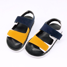 Summer Baby Girl Sandals Princess Shoes Fashion Beach Casual Non-slip Soft Bottom Toddler Size 22-36