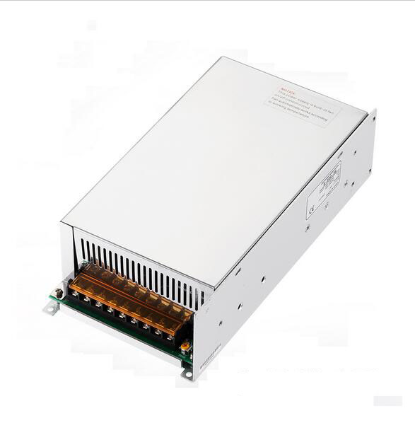 12V41.6A 500W Power Supply Driver Converter Strip Light 220V/110V DC  Universal Regulated Switching  for CCTV Camera/LED/Monitor power supply 24v 800w dc power adapter ac110 220v non waterproof led driver 33a ups for strip lamps wholesale 1pcs
