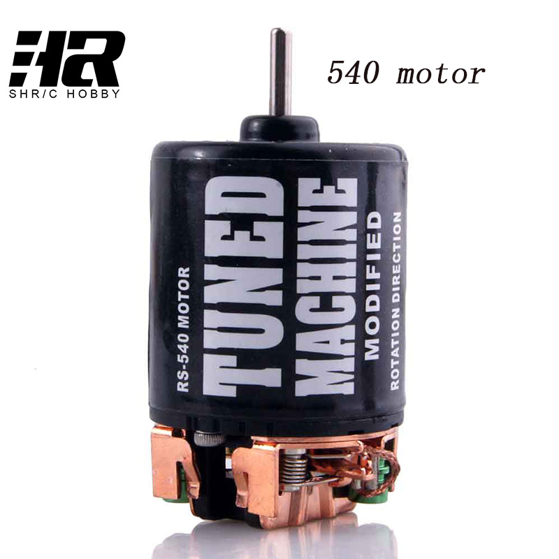 Free shipping New 540 21T 27T 35T 55T Sensored Brushless Motor for 1/10 RC Car AXIAL D90 HSP HIP HIMOTO WLTOYS climbing car goolrc rc cars motor 540 55t carbon brushed motor 60a esc combo 1 10 axial scx10 rc4wd d90 rc crawler climbing car model part