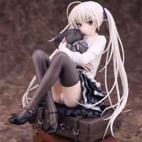 Anime ALPHAMAX SKYTUBE Yosuga no Sora Kasugano Sora Lovely Girl Action Figure Collectible Model Toy best gift for Christmas toys